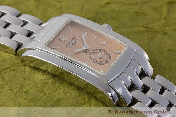 Used luxury watch Longines Dolce Vita steel quartz Kal. L178.2 Ref. L5.155  | 161867 13