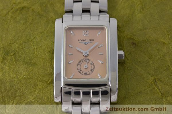 Used luxury watch Longines Dolce Vita steel quartz Kal. L178.2 Ref. L5.155  | 161867 14