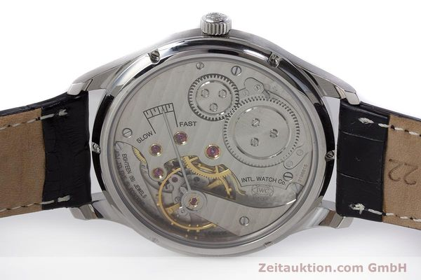 Used luxury watch IWC Portugieser steel manual winding Kal. C98295 Ref. 5454  | 161869 08