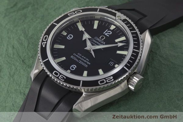 Used luxury watch Omega Seamaster steel automatic Kal. 2500 Ref. 29015037  | 161878 01