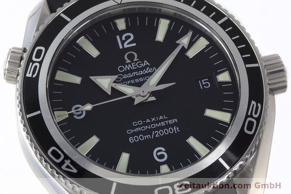 Used luxury watch Omega Seamaster steel automatic Kal. 2500 Ref. 29015037  | 161878 02
