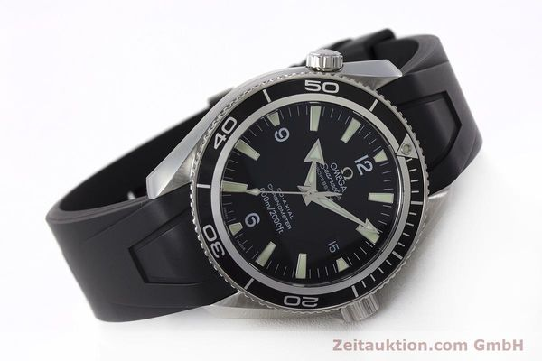 Used luxury watch Omega Seamaster steel automatic Kal. 2500 Ref. 29015037  | 161878 03