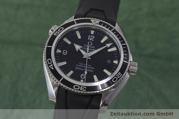 Used luxury watch Omega Seamaster steel automatic Kal. 2500 Ref. 29015037  | 161878 04