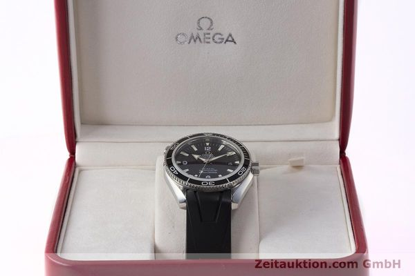 Used luxury watch Omega Seamaster steel automatic Kal. 2500 Ref. 29015037  | 161878 07