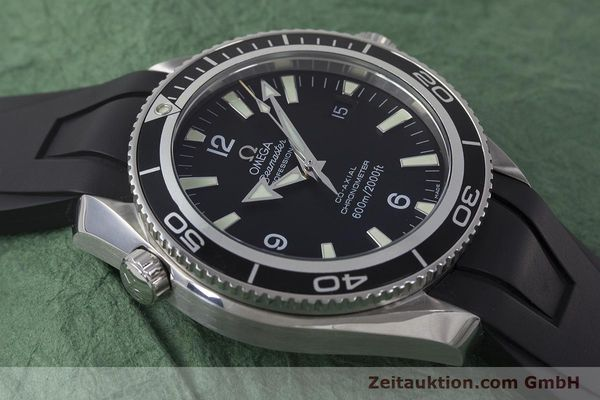 Used luxury watch Omega Seamaster steel automatic Kal. 2500 Ref. 29015037  | 161878 19