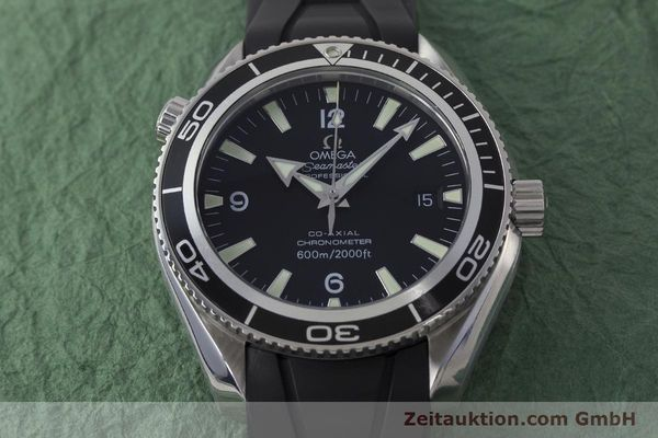 Used luxury watch Omega Seamaster steel automatic Kal. 2500 Ref. 29015037  | 161878 20