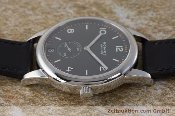Used luxury watch Nomos Club steel automatic Kal. Zeta  | 161879 05