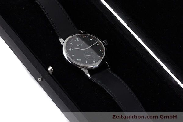 Used luxury watch Nomos Club steel automatic Kal. Zeta  | 161879 07