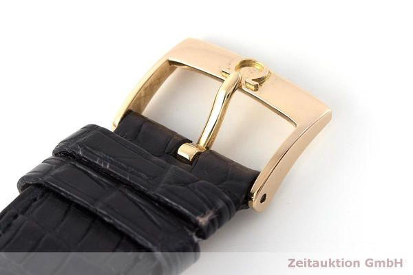 gebrauchte Luxusuhr Omega 1915 18k Rotgold Automatik Kal. 2200 Ref. 3672003 LIMITED EDITION | 161880 12