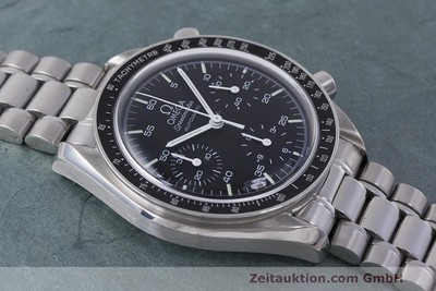 OMEGA SPEEDMASTER CHRONOGRAPH STEEL AUTOMATIC KAL. 3220A LP: 3020EUR [161886]