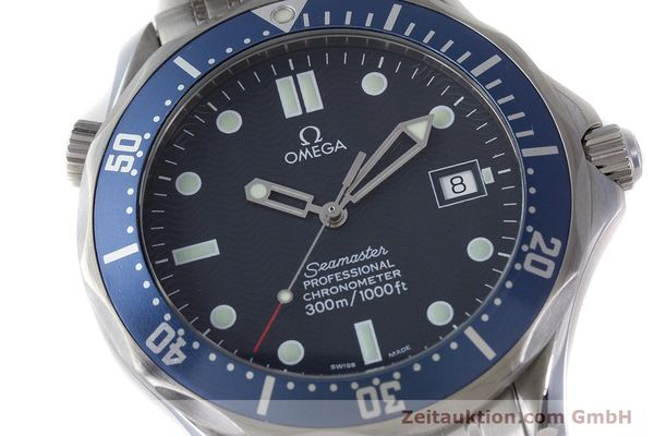 Used luxury watch Omega Seamaster steel automatic Kal. 1120 Ref. 25318000  | 161899 02