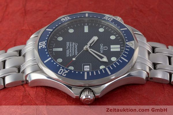 Used luxury watch Omega Seamaster steel automatic Kal. 1120 Ref. 25318000  | 161899 05