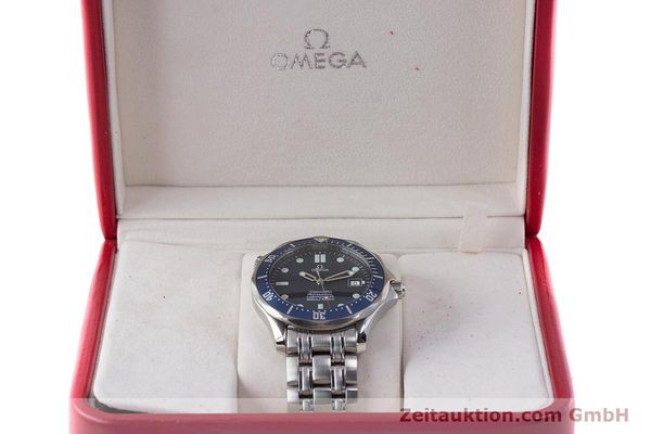 Used luxury watch Omega Seamaster steel automatic Kal. 1120 Ref. 25318000  | 161899 06