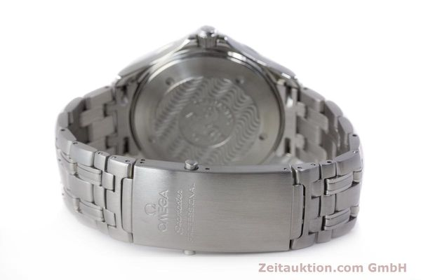 Used luxury watch Omega Seamaster steel automatic Kal. 1120 Ref. 25318000  | 161899 13