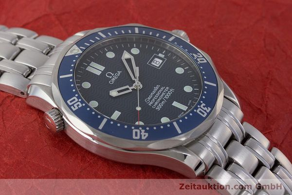 Used luxury watch Omega Seamaster steel automatic Kal. 1120 Ref. 25318000  | 161899 16