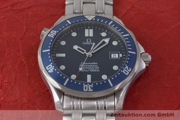Used luxury watch Omega Seamaster steel automatic Kal. 1120 Ref. 25318000  | 161899 17