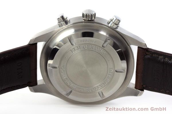 Used luxury watch IWC Fliegeruhr chronograph steel automatic Kal. 79320 Ref. 3717  | 161904 09