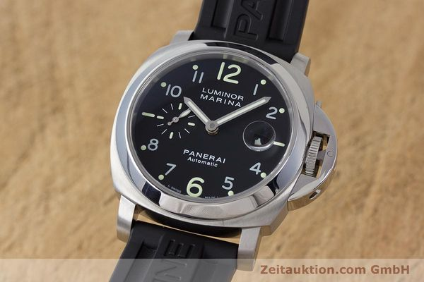 PANERAI LUMINOR MARINA ACIER AUTOMATIQUE KAL. ETA A05511 LP: 6000EUR  [161908]