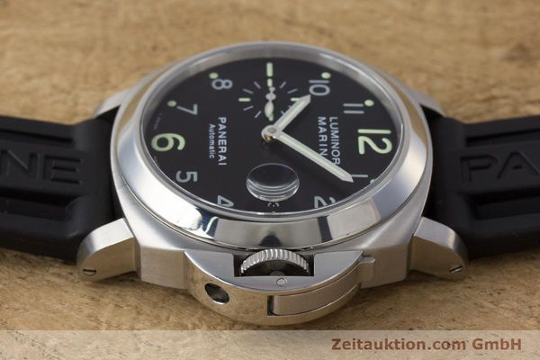 Used luxury watch Panerai Luminor Marina steel automatic Kal. ETA A05511 Ref. OP6553 PAM00164  | 161908 05