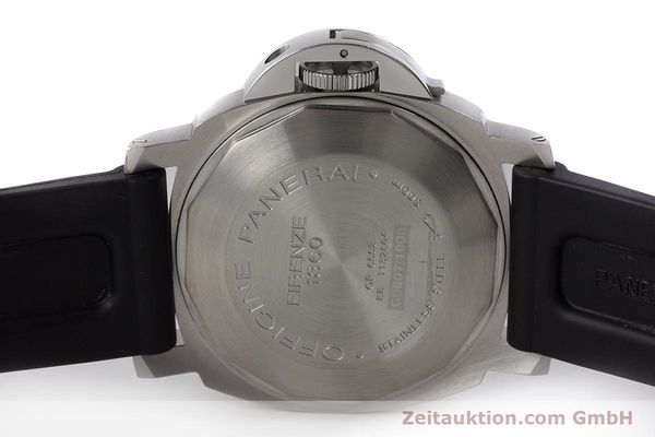 Used luxury watch Panerai Luminor Marina steel automatic Kal. ETA A05511 Ref. OP6553 PAM00164  | 161908 09