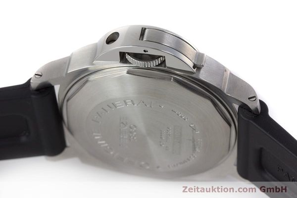Used luxury watch Panerai Luminor Marina steel automatic Kal. ETA A05511 Ref. OP6553 PAM00164  | 161908 11