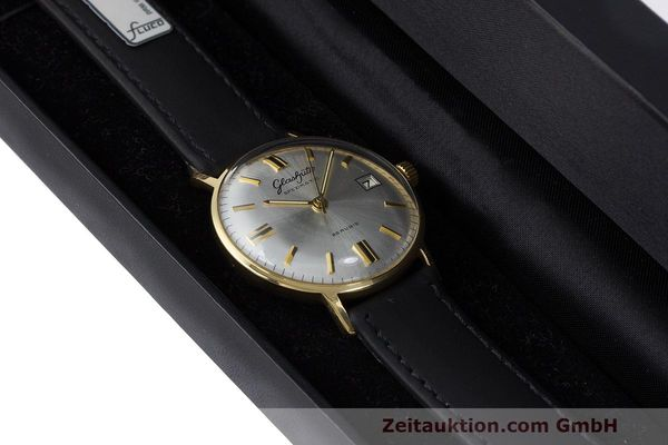 Used luxury watch Glashütte Spezimatic gold-plated automatic Kal. 75 VINTAGE  | 161911 07