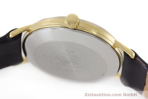 Used luxury watch Glashütte Spezimatic gold-plated automatic Kal. 75 VINTAGE  | 161911 08