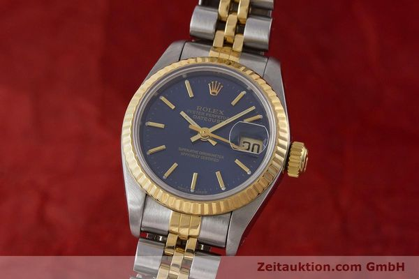 ROLEX LADY DATEJUST STEEL / GOLD AUTOMATIC KAL. 2135 LP: 6950EUR [161916]