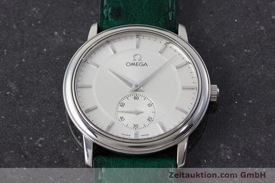 OMEGA DE VILLE STEEL MANUAL WINDING KAL. 651 LP: 2670EUR [161919]