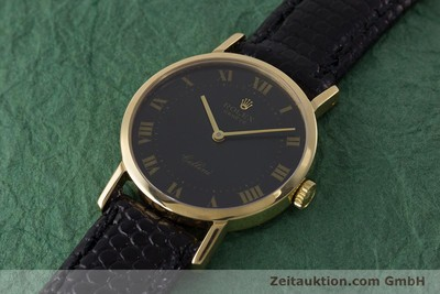 ROLEX CELLINI 18 CT GOLD MANUAL WINDING KAL. 1601 LP: 4300EUR [161922]