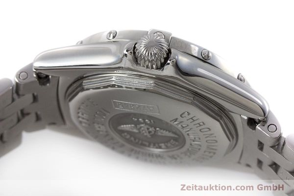 Used luxury watch Breitling Callistino steel quartz Kal. B72 ETA 956.152 Ref. A72345  | 161926 08
