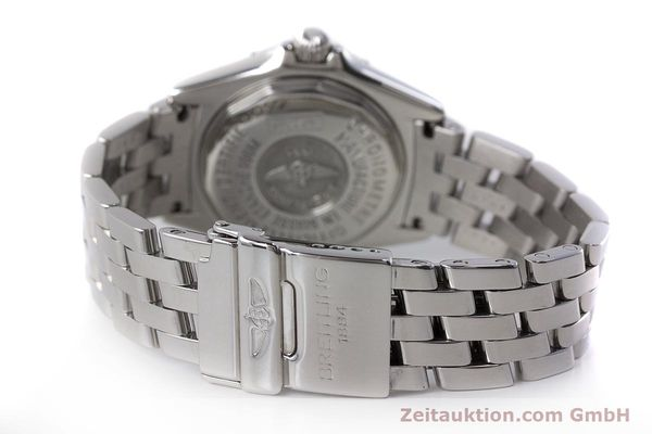 Used luxury watch Breitling Callistino steel quartz Kal. B72 ETA 956.152 Ref. A72345  | 161926 11
