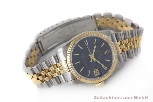 Used luxury watch Rolex Datejust steel / gold automatic Kal. 2135 Ref. 68273  | 161929 03