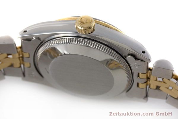 Used luxury watch Rolex Datejust steel / gold automatic Kal. 2135 Ref. 68273  | 161929 08