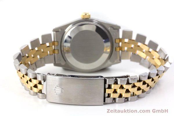 Used luxury watch Rolex Datejust steel / gold automatic Kal. 2135 Ref. 68273  | 161929 11