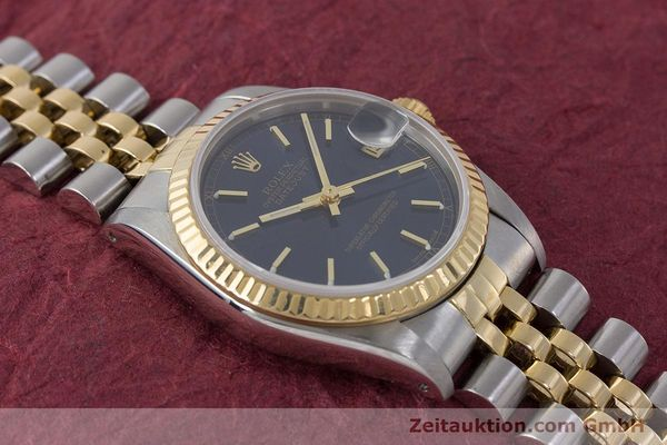 Used luxury watch Rolex Datejust steel / gold automatic Kal. 2135 Ref. 68273  | 161929 13
