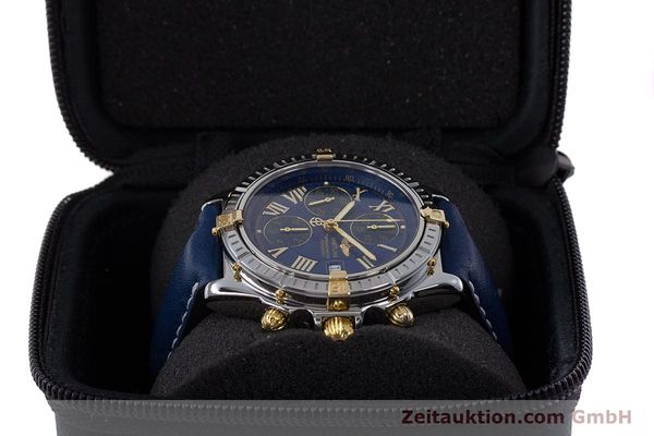 Used luxury watch Breitling Crosswind chronograph steel / gold automatic Kal. B13 ETA 7750 Ref. B13355  | 161930 07