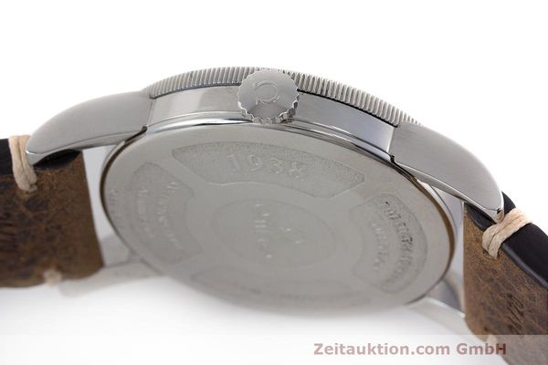 Used luxury watch Omega 1938 steel automatic Kal. 2200 LIMITED EDITION | 161931 11