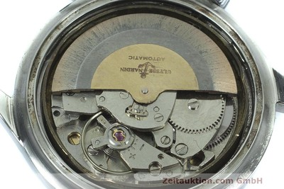 ULYSSE NARDIN STEEL AUTOMATIC KAL. AS2063 [161934]
