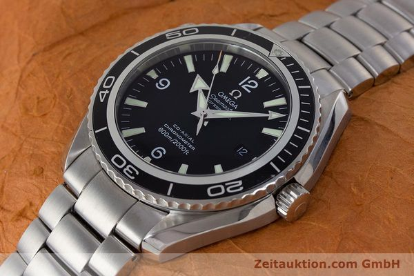 Used luxury watch Omega Seamaster steel automatic Kal. 2500C Ref. 22005000  | 161940 01
