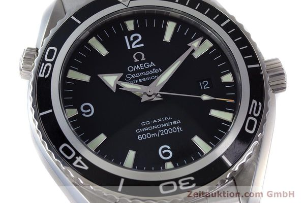 Used luxury watch Omega Seamaster steel automatic Kal. 2500C Ref. 22005000  | 161940 02