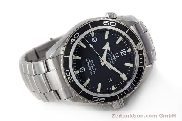 Used luxury watch Omega Seamaster steel automatic Kal. 2500C Ref. 22005000  | 161940 03
