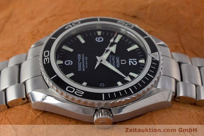 OMEGA SEAMASTER PLANET OCEAN CO AXIAL STAHL HERRENUHR 22005000 VP: 4800,- EURO [161940]