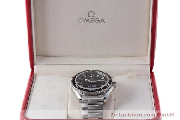 Used luxury watch Omega Seamaster steel automatic Kal. 2500C Ref. 22005000  | 161940 07