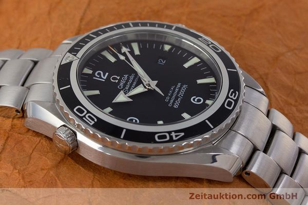 Used luxury watch Omega Seamaster steel automatic Kal. 2500C Ref. 22005000  | 161940 18