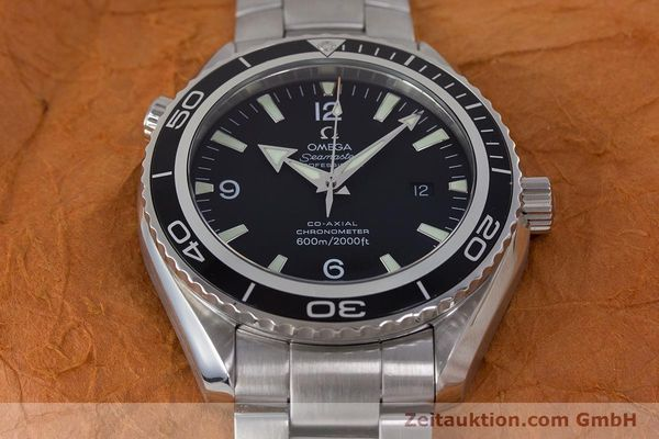 Used luxury watch Omega Seamaster steel automatic Kal. 2500C Ref. 22005000  | 161940 19