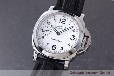 PANERAI LUMINOR MARINA STEEL MANUAL WINDING KAL. ETA B99501 LP: 5700EUR [161942]
