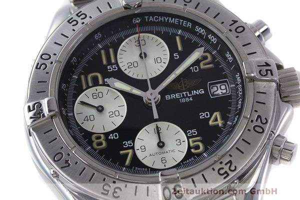 Used luxury watch Breitling Colt chronograph steel automatic Kal. B13 ETA 7750 Ref. A13035.1  | 161943 02