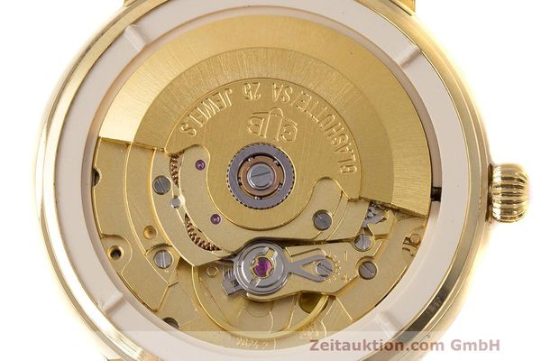 Used luxury watch Union Glashütte * gold-plated automatic Kal. ETA 2824-2 Ref. 8126-01-01-07  | 161947 10
