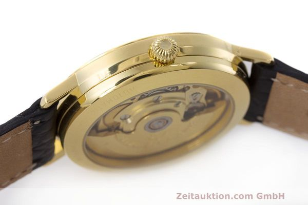 Used luxury watch Union Glashütte * gold-plated automatic Kal. ETA 2824-2 Ref. 8126-01-01-07  | 161947 11